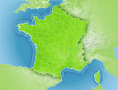 Carte Vigilance Marine Meteo France